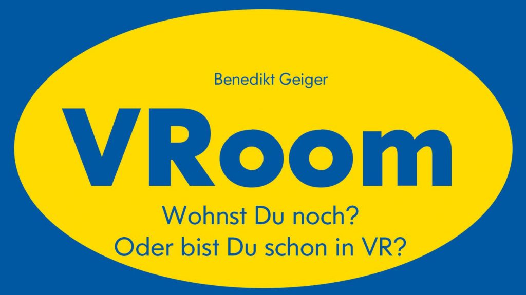 Das Logo des VRoom Projekts
