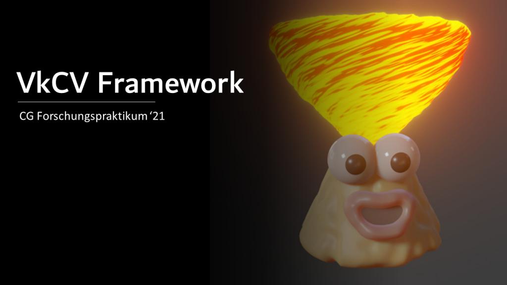 Das Logo des Projekts VkCV Framework