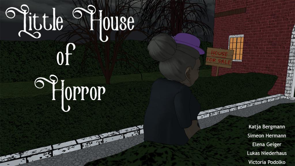 Logo des Projekts Litte House of Horror