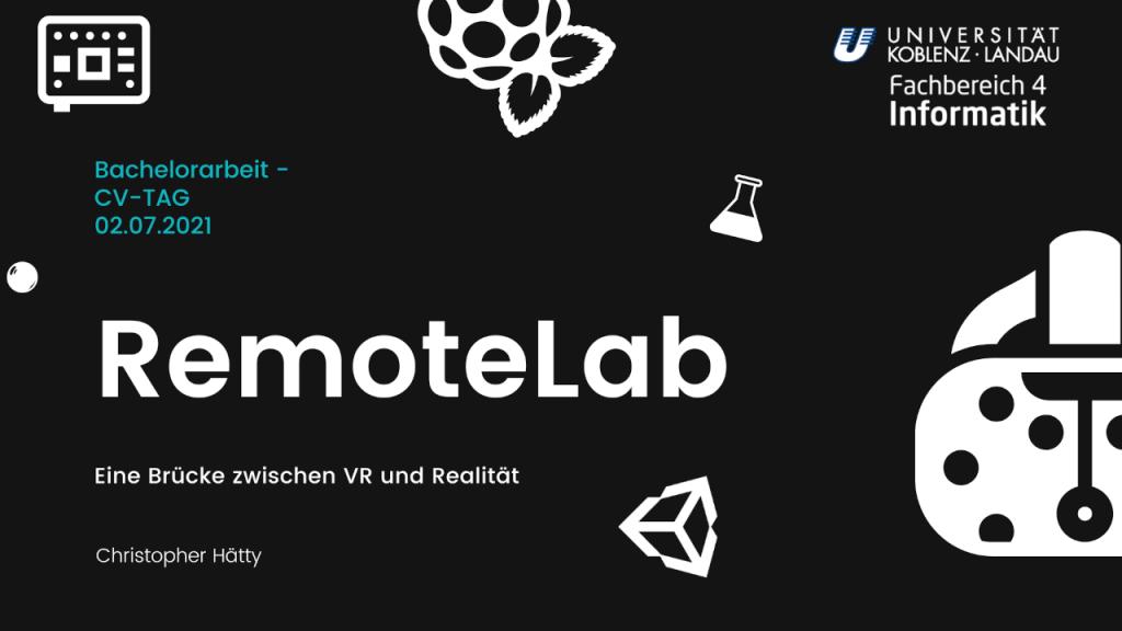 Logo des Projekts RemoteLab